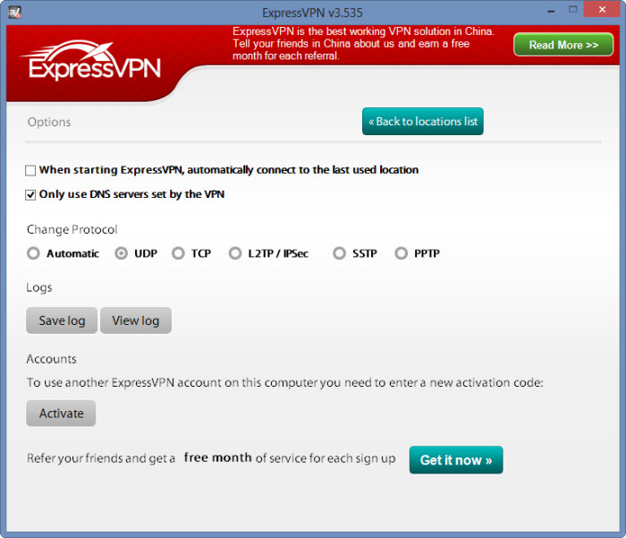 expressvpn activation code 2016